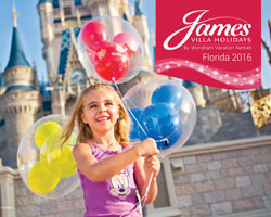 James Villa Holidays releases new guide to Florida 2016